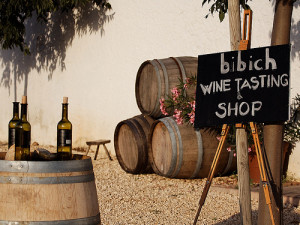 Bibich wine tasting, source: Secret dalmatia