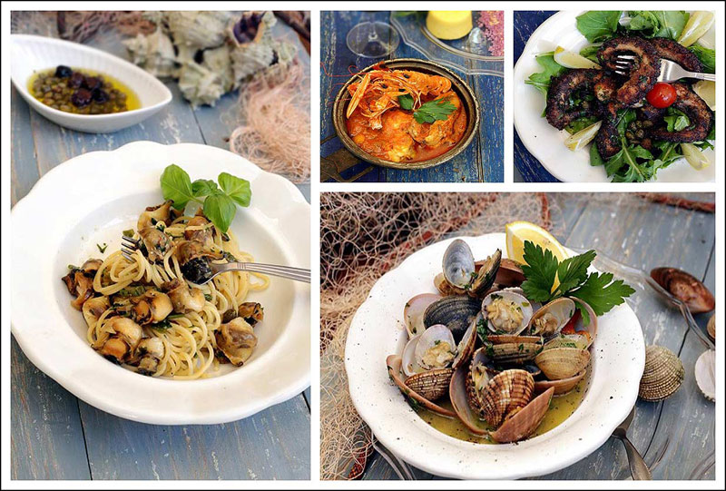 Restaurant Mediteran Primosten; Source: PrimostenPlus