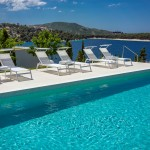 Golden Rays Resort Croatia - Infinity pool