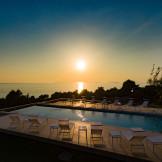 Golden Rays Luxury Resort Infinity Pool